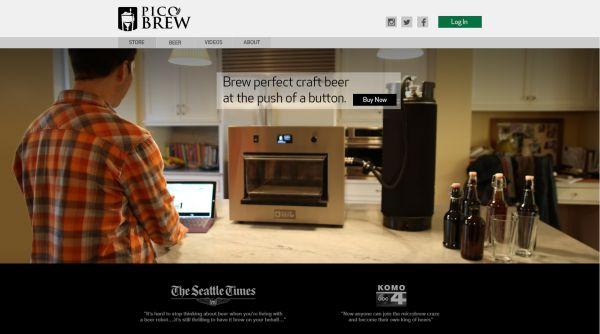 Иллюстрация к статье: Стартап PicoBew: «умная» мини-пивоварня на облачных технологиях