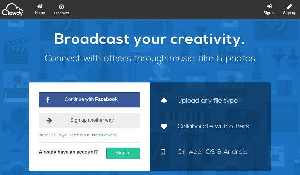 Иллюстрация к статье: Стартап Clowdy: «британский LinkedIn» для креативной индустрии