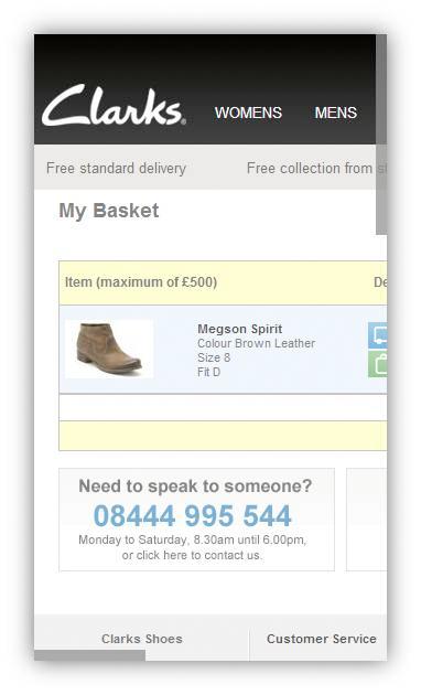 Иллюстрация к статье: Сплит-тест: мобильный дизайн корзины для сайта eCommerce