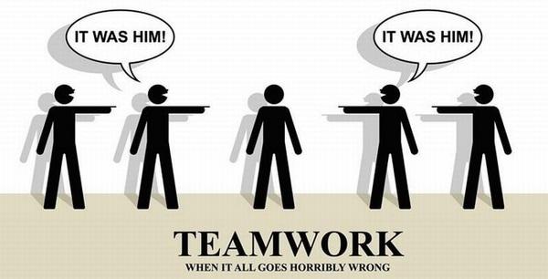Проблемы внутри команды