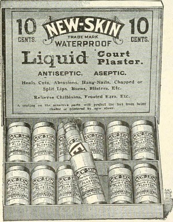 Иллюстрация к статье: История фармацевтического маркетинга