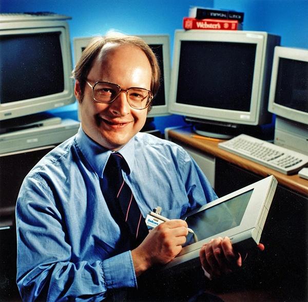 Иллюстрация к статье: Каким был пользовательский опыт на первых в мире планшетах?