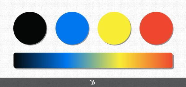 Насыщенность и первичные цвета