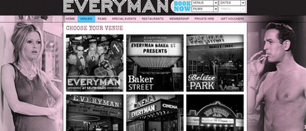 Everyman Cinemas