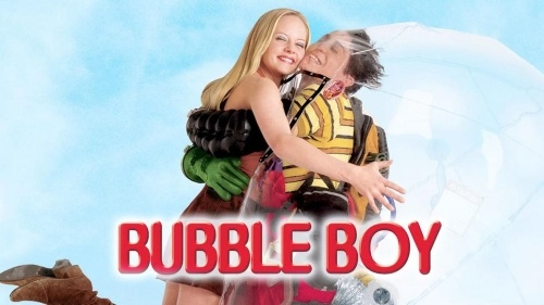 Парень из пузыря