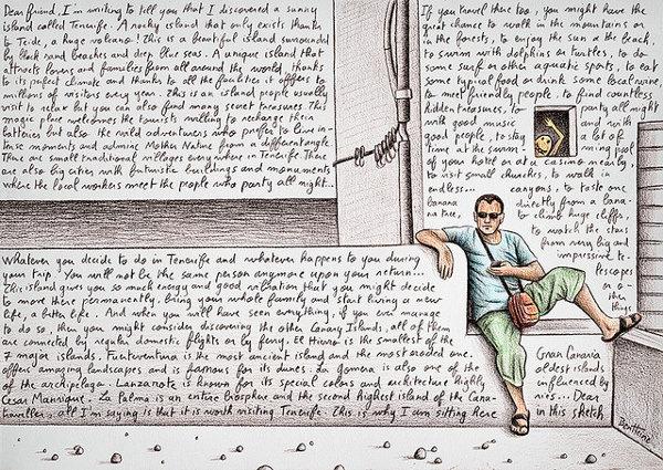 Иллюстрация к статье: 5 приемов, которые помогут написать интересный текст