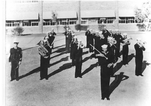 Военно-морской джазовый ансамбль