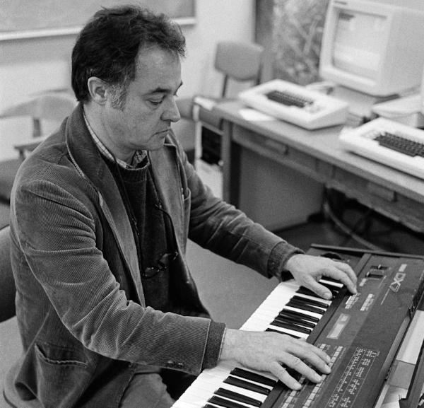Иллюстрация к статье: Джон Чоунинг — «отец» цифрового синтезатора