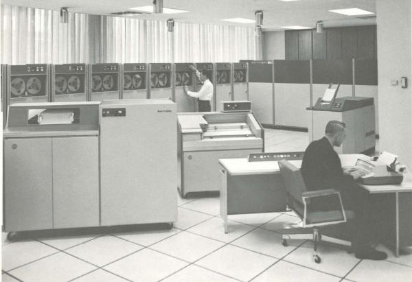 Система Burroughs B-5500