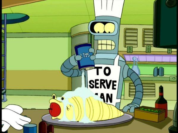 Иллюстрация к статье: Салат от робота — миф или реальность?