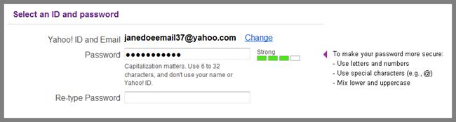 Прогресс качества пароля