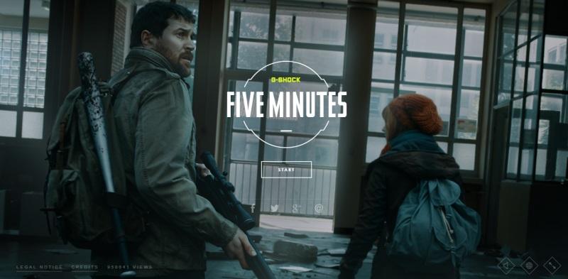 Пример Five Minutes