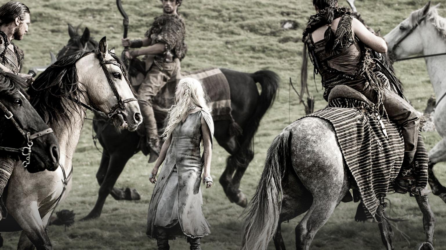 Иллюстрация к статье: Как HBO продает «Игры Престолов»: маркетинг, вербующий фанатов