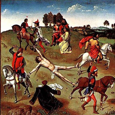 Мученичество Святого Ипполита