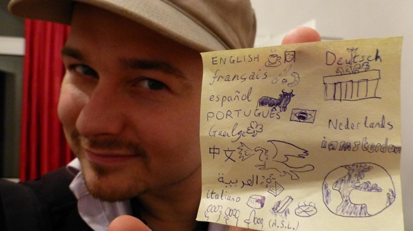 Иллюстрация к статье: 12 правил изучения иностранных языков в рекордные сроки