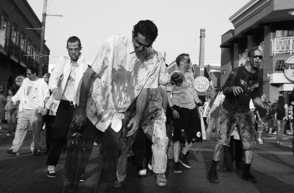 «Метод зомби» для активного копирайтинга