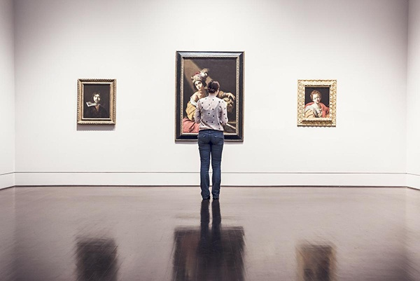 Первое правило художественной галереи