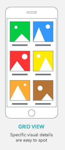 Сетка — лучшее решение для изучения особенностей товара