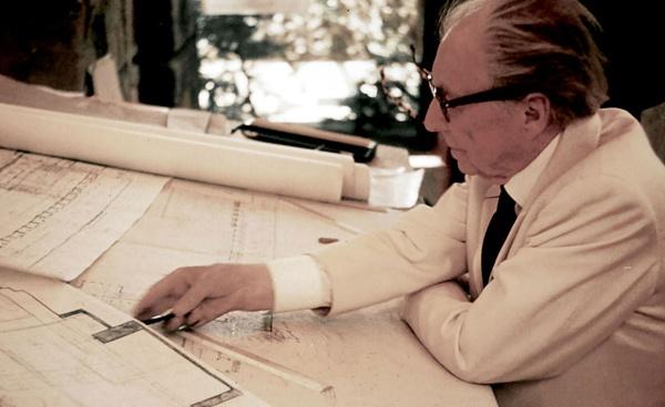 Иллюстрация к статье: Применение методов Фрэнка Ллойда Райта в дизайне информационных систем