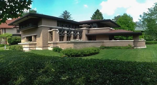 Дом Майера Мэя