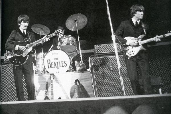 Горе-усилитель Beatles