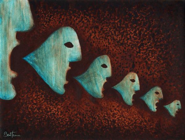 Иллюстрация к статье: Когнитивная психология: Почему мы верим заблуждениям?
