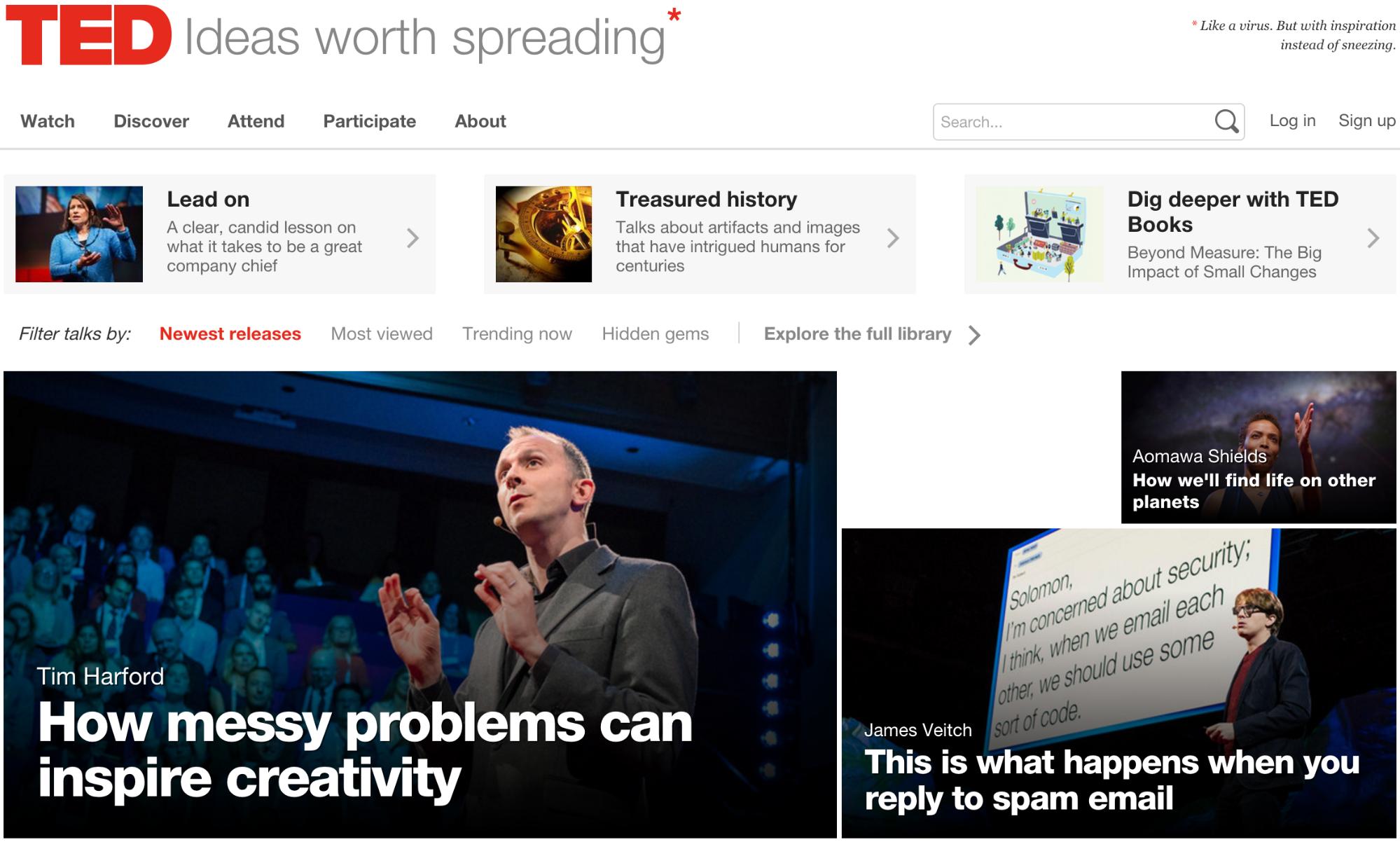 Иллюстрация к статье: 5 выступлений TED для начинающих лидеров мнений в B2B-сегменте