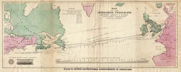 Подводный телеграф