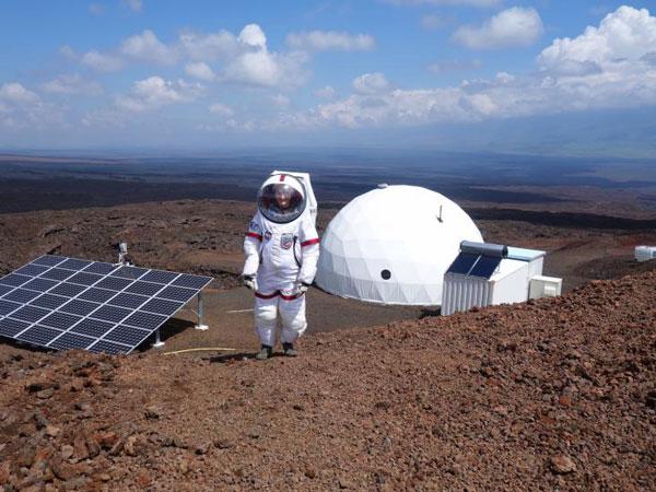 Симулятор Марса, или 12 месяцев вдали от Земли