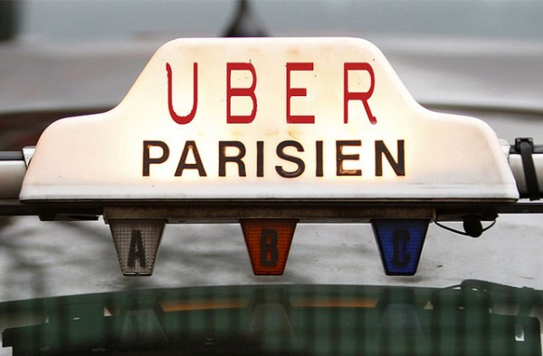 Иллюстрация к статье: Почему Uber хочет перейти на самоуправляемые автомобили?