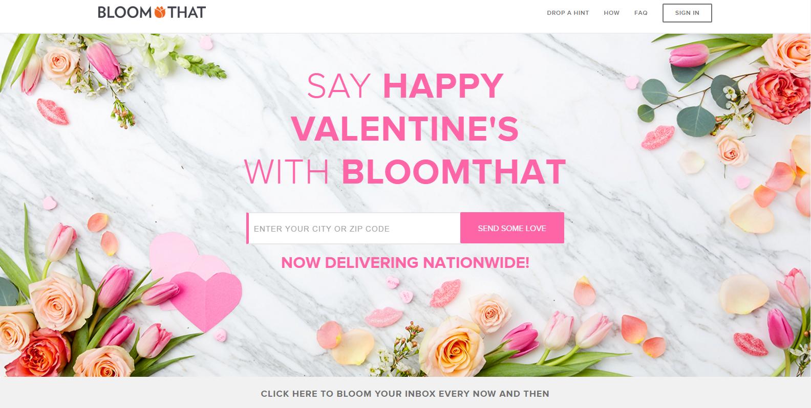 Bloom That (доставка цветов)