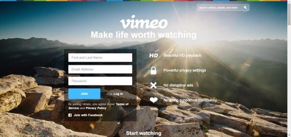 9. Vimeo
