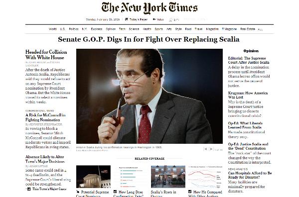 Иллюстрация к статье: 5 инноваций NYT в издательской модели и дистрибуции контента