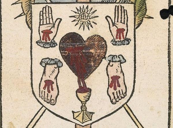 Возникновение символа сердца