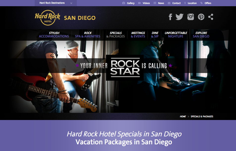 Hard Rock San Diego