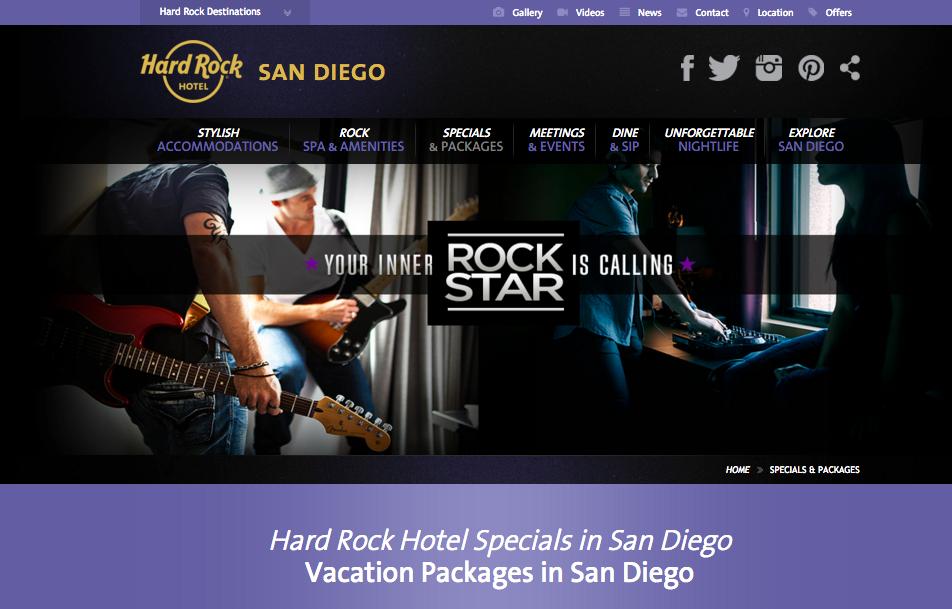 Hard Rock San Diego