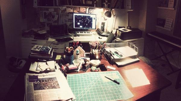 Аналоговый рабочий стол