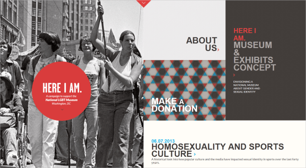 Национальный Музей ЛГБТ (National LGBT Museum)
