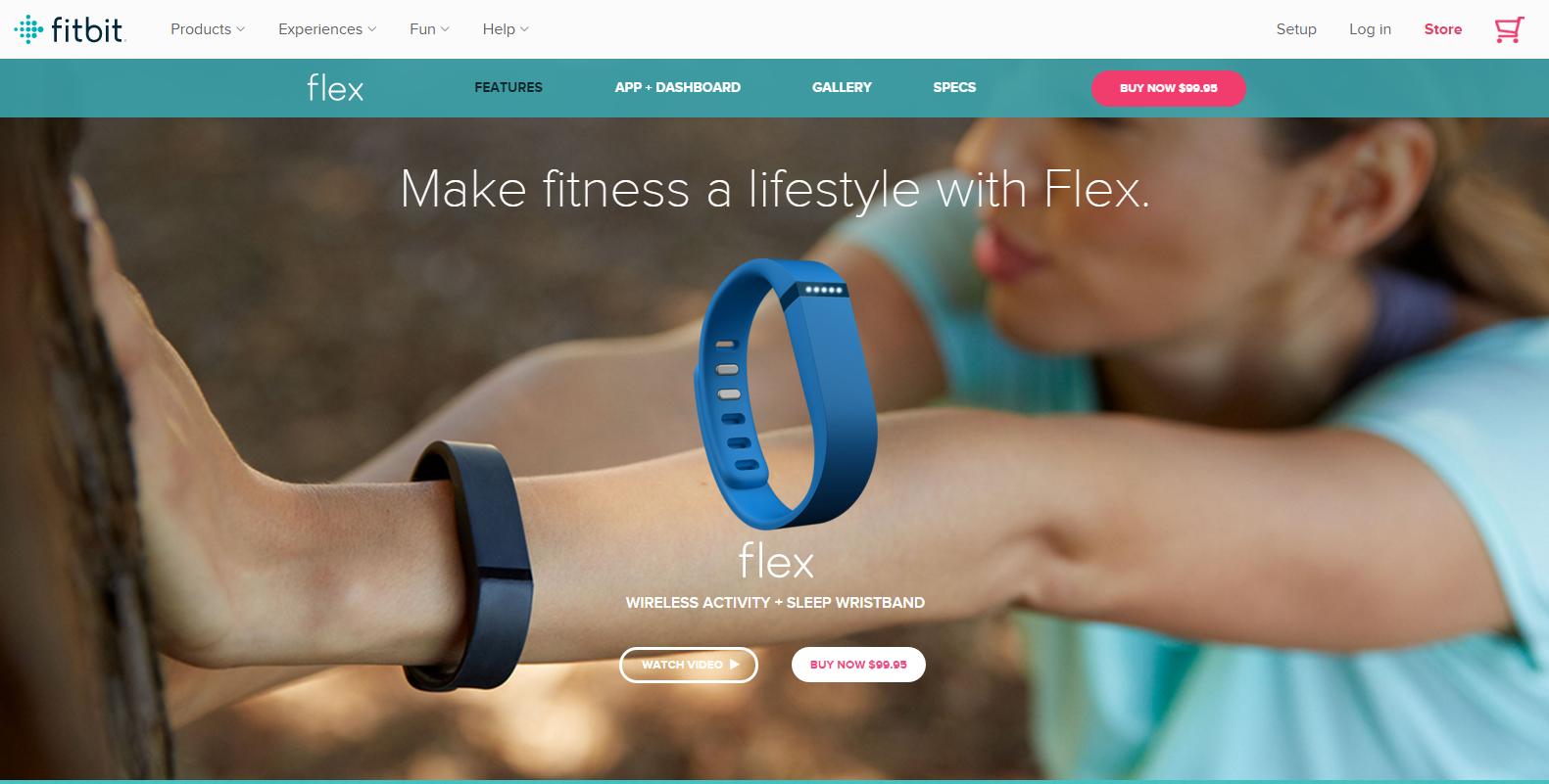 1. Fitbit