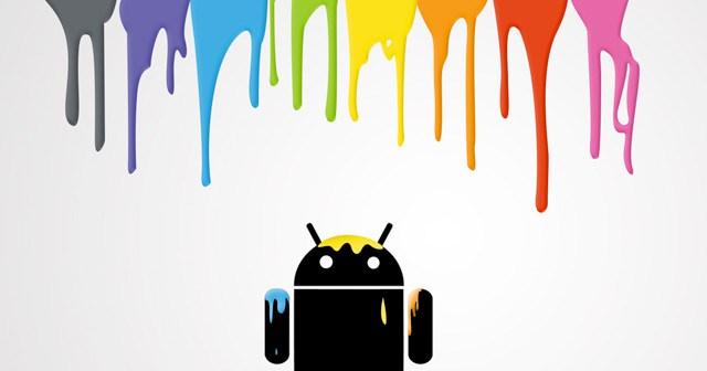Иллюстрация к статье: Как создать Android-робота при помощи CSS?!