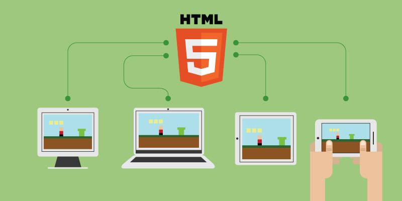 Иллюстрация к статье: Основные принципы разработки игры на HTML5