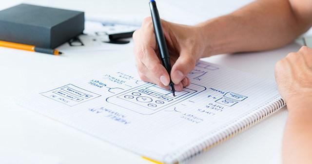 Иллюстрация к статье: Идеи по юзабилити для интуитивного дизайна