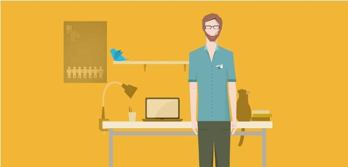 Иллюстрация к статье: Из юзеров в веб-дизайнеры за 7 шагов
