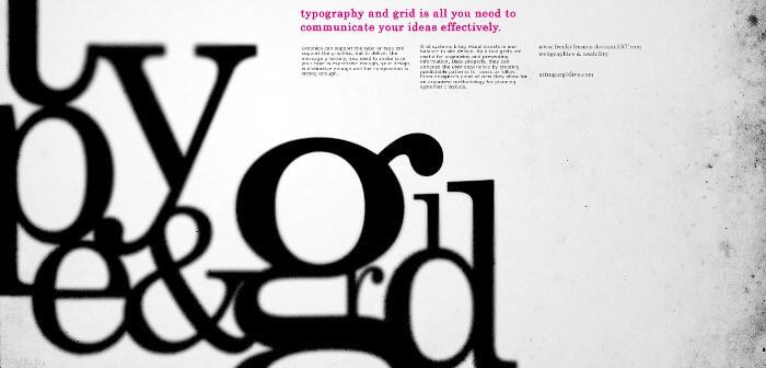 Иллюстрация к статье: Выбор лучшей типографики для вашего UI