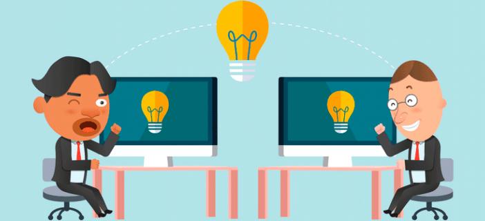 Иллюстрация к статье: Семь полезных советов, которые я узнал, работая в дизайн агентстве CXpartners