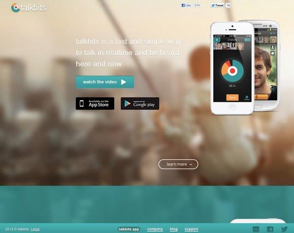 Иллюстрация к статье: Вдохновляющие веб-сайты мобильных приложений для Android