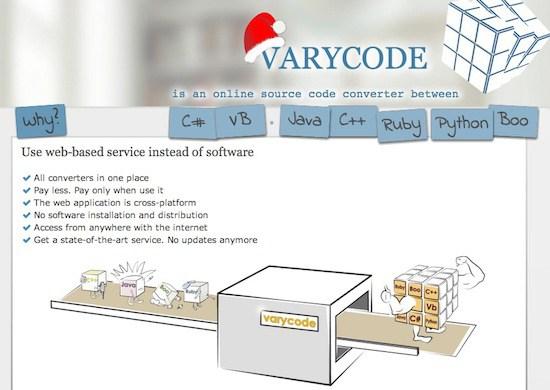 VaryCode