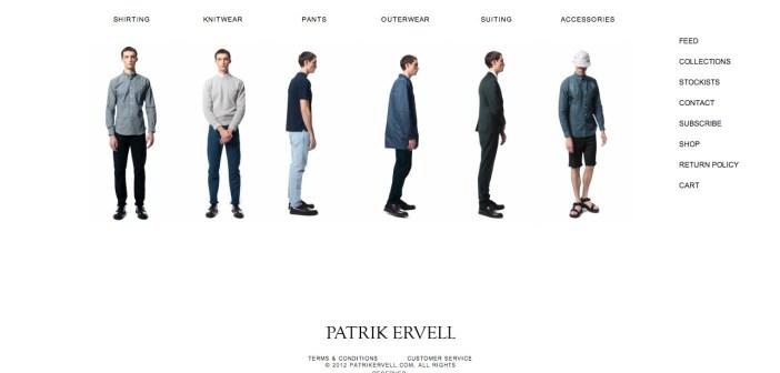 Иллюстрация к статье: 15 элегантных сайтов интернет-магазинов для одежды и аксессуаров