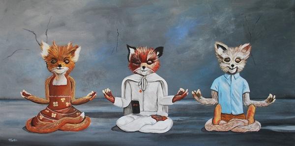 Иллюстрация к статье: Как практика осознанности ведет к принятию более обоснованных решений