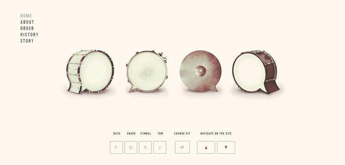 Иллюстрация к статье: Как эффективно использовать свободное пространство в веб-дизайне